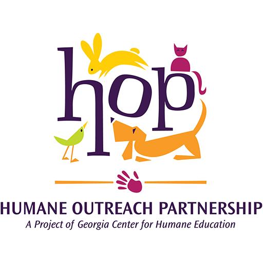 Hop Humane logo